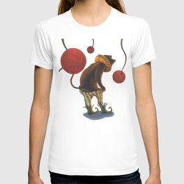 DEPRESSED CAT T-shirt