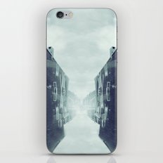city in the sky iPhone & iPod Skin
