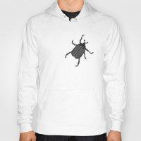 bug Hoodies featuring Bug by ivan burguete