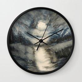 Clair Obscur #2 Wall Clock