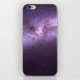 Purple Sky (Color) iPhone Skin