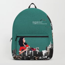High Rise View Backpack