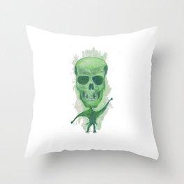 I'm Not Here [Freak] #4 Throw Pillow