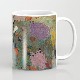 flower【Japanese painting】 Coffee Mug