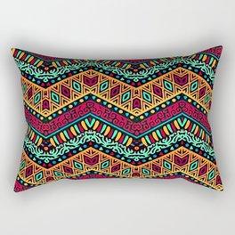 African Style No1 Rectangular Pillow