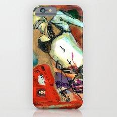 lISA-cHERRY-WEARIN-a-bIKINI iPhone 6s Slim Case