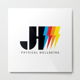 physical wellbeing 1 Metal Print