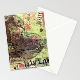 Permission Series: Divine Stationery Cards