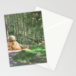 Animal Forest  Stationery Cards