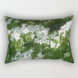 Longwood Gardens - Spring Series 244 Rectangular Pillow