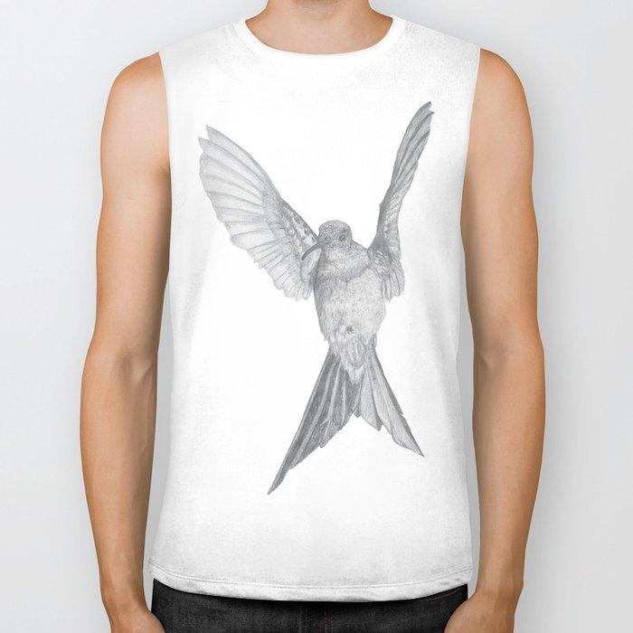 Hummingbird  Biker Tank