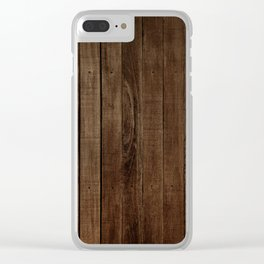 vertical Clear iPhone Case