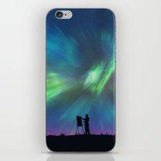 Borealis Painter iPhone Skin