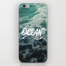 Call of the Ocean iPhone & iPod Skin