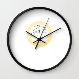 Sugar Cookies Wall Clock