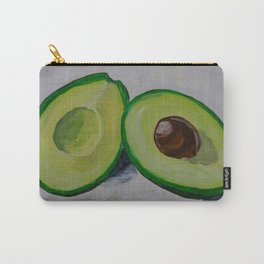 Happy avocado Carry-All Pouch