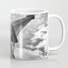 Eiffel Tower in Paris, France Coffee Mug