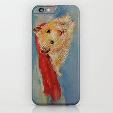 Hamster Superhero Slim Case iPhone 6s