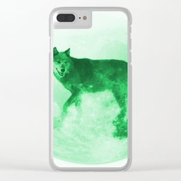 Wolfmoon GR Clear iPhone Case