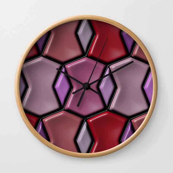 Geometrix 169 Wall Clock
