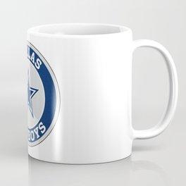 Texas Dallas Football Logo Coffee Mug