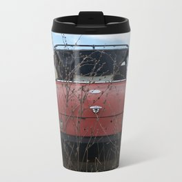 Beat Up Car Travel Mug