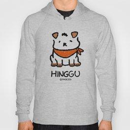 Hinggu_Korea Jindo Dog illustration Hoody
