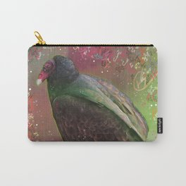 Tantalizing Turkey Vulture Carry-All Pouch