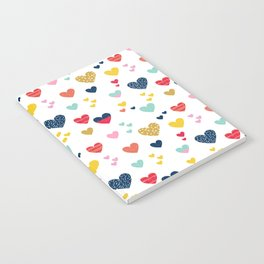 cheerful hearts Notebook