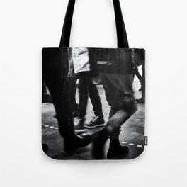 Hustle And Bustle Tote Bag