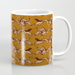 Run Wolf Run Coffee Mug