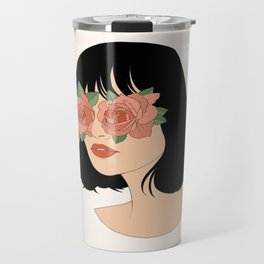 Blinded By Beauty Travel Mug