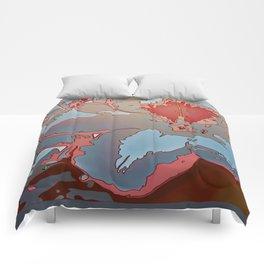 Azalea 1 Comforters