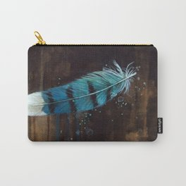 Marie-Bleue Carry-All Pouch