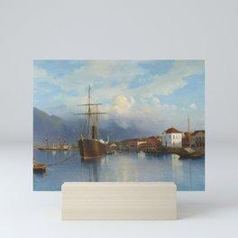 Batum 1881 By Lev Lagorio | Reproduction | Russian Romanticism Painter Mini Art Print
