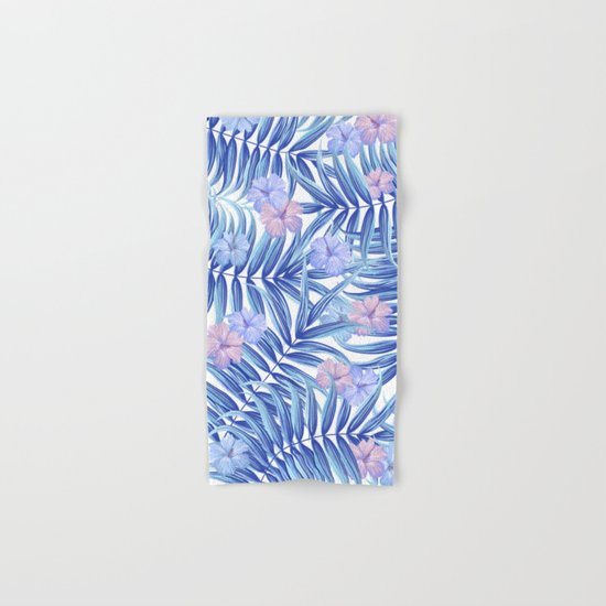 Hawaiian Pattern Hand & Bath Towel