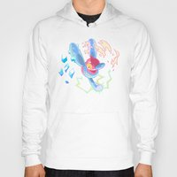 Hoodies featuring porygon z by Ginseng&Honey
