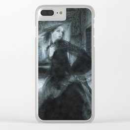 Prisoner Of Time Clear iPhone Case