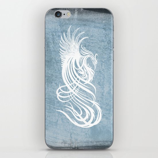The Phoenix Rises iPhone & iPod Skin