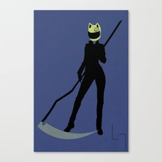 Celty Canvas Print