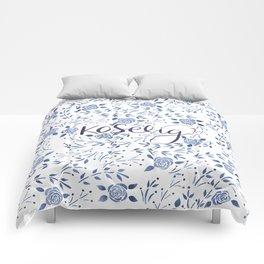 Koselig - Blue Comforters