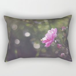 Appalachian Rose Rectangular Pillow