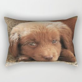 Potter's Cute Beginning: Sleepy Head Rectangular Pillow