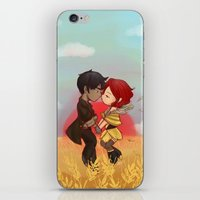 transistor iPhone & iPod Skins featuring Transistor by gohe1090