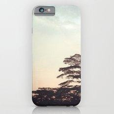 the faint sunset Slim Case iPhone 6s