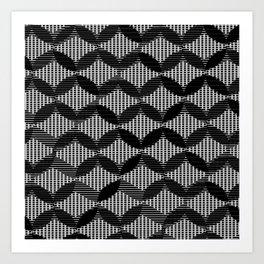 Pattern #10 Art Print