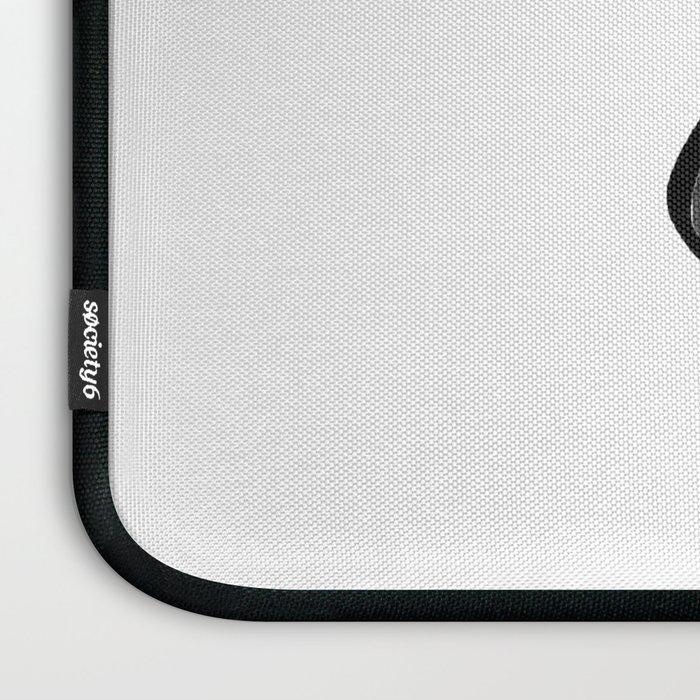 Bear King Splash Laptop Sleeve
