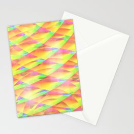 Bright Interference Stationery Cards