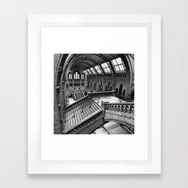 The Escher View Framed Art Print