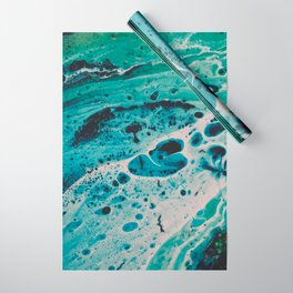 Seafoam Wrapping Paper